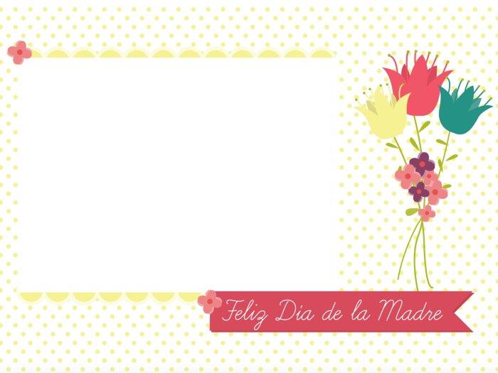 Tarjetas Día de la Madre para imprimir
