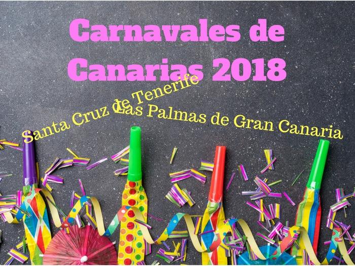 carnavales 2018