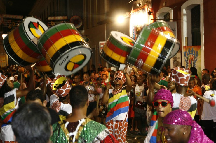 carnaval salvador brasil
