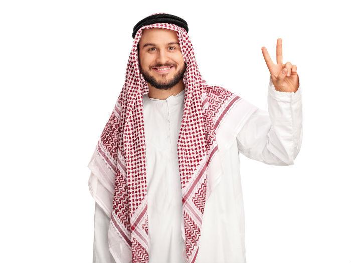 disfraz árabe fácil