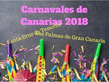 Carnavales de Canarias 2018