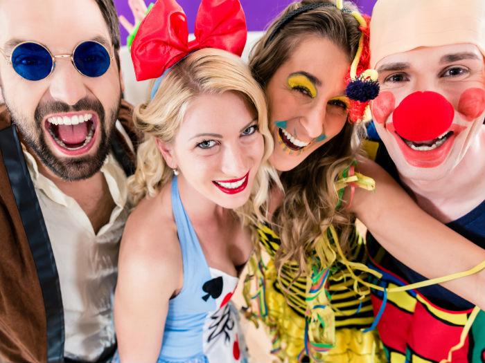 carnavales españa