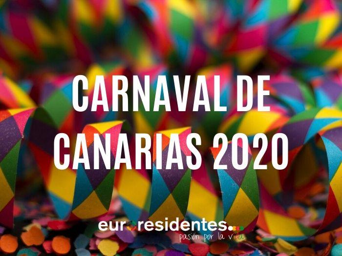 Carnavales de Canarias 2020