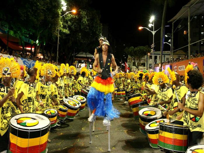 Carnaval Salvador Bahía