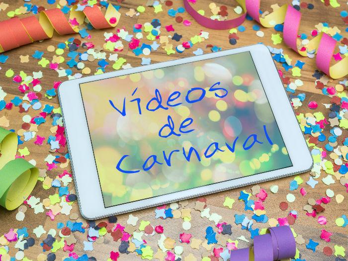 carnavales vídeos