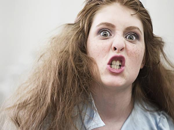 Consejo de manejo de la ira para adolescentes