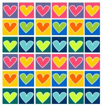corazone colores