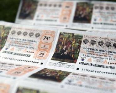 Cómo compartir un número de lotería de forma correcta