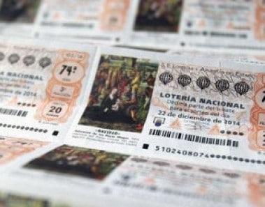 Compartir premio lotería