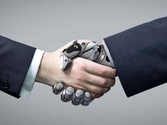 Lara el abogado robot