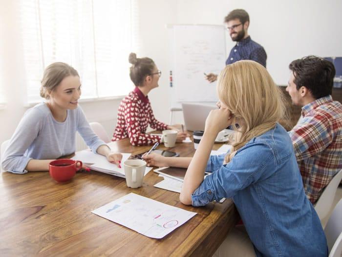 Organizar reunión equipo
