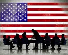 Las empresas y Estados Unidos