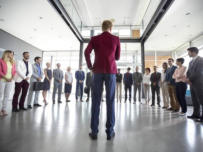 Consejos para  liderar un equipo