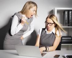Intimidación verbal en la empresa