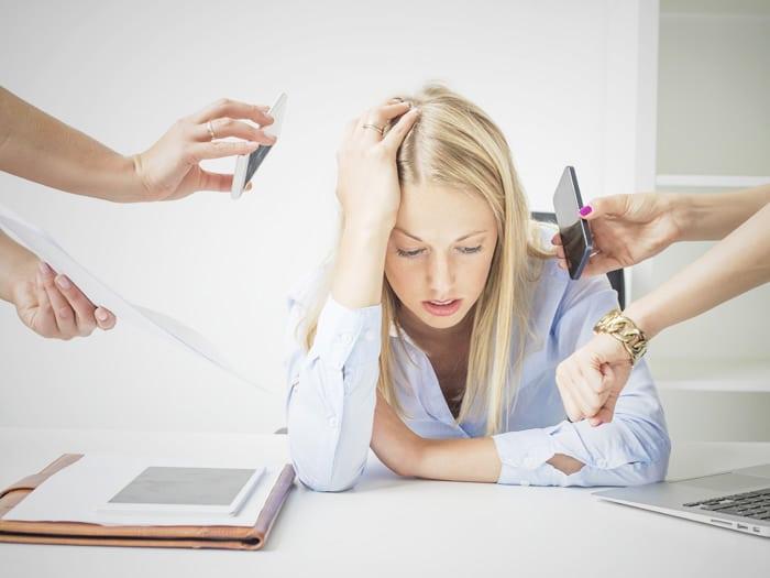 Consejos para reducir estrés