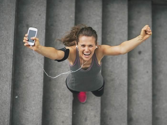 Hacer deporte: estrés