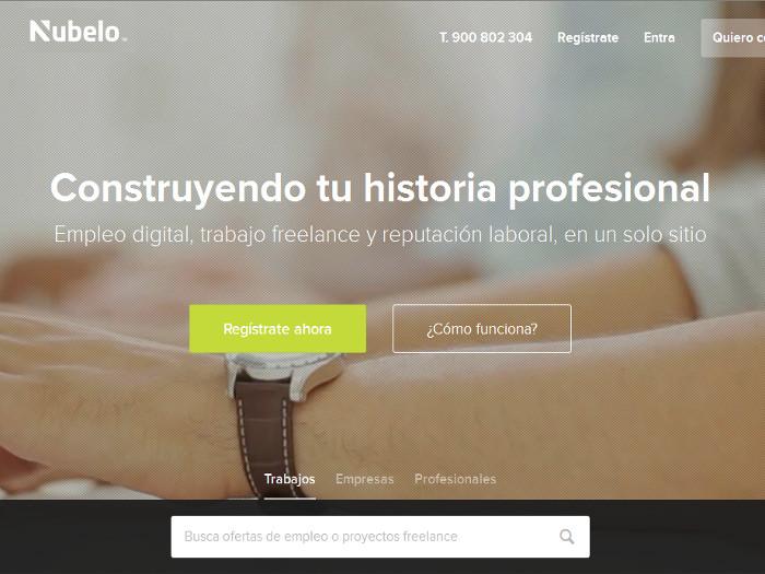Herramientas - Nubelo, para contratar profesionales freelance