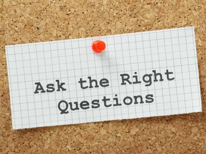 Preguntas en una entrevista de trabajo