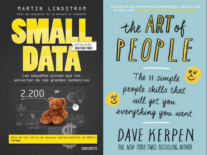 Los 7 mejores libros de marketing y ventas de 2016