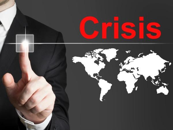 Previsión de la crisis financiera