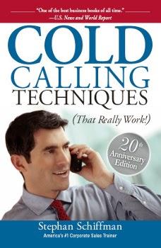 8 Libros que todo nuevo emprendedor debería leer: Cold Calling Techniques, de Stephan Schiffman