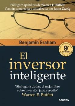 8 Libros que todo nuevo emprendedor debería leer: El inversor inteligente, de Benjamin Graham