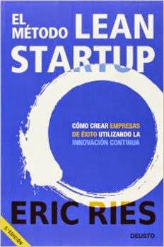 8 Libros que todo nuevo emprendedor debería leer: El método lean startup, de Eric Ries.