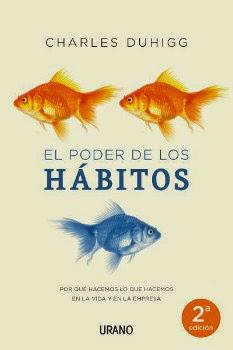 8 Libros que todo nuevo emprendedor debería leer: El poder de los hábitos, de Charles Duhigg