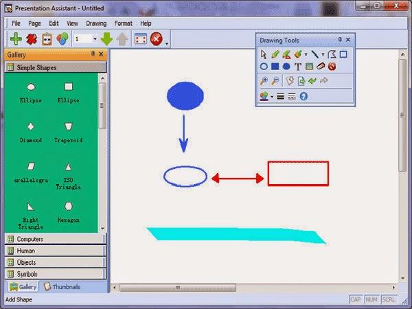 Herramienta para crear presentaciones - Presentation Assistant