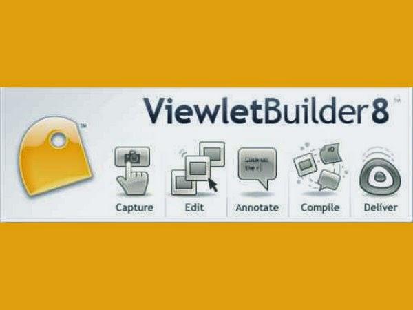 Herramienta para crear presentaciones - ViewletBuilder