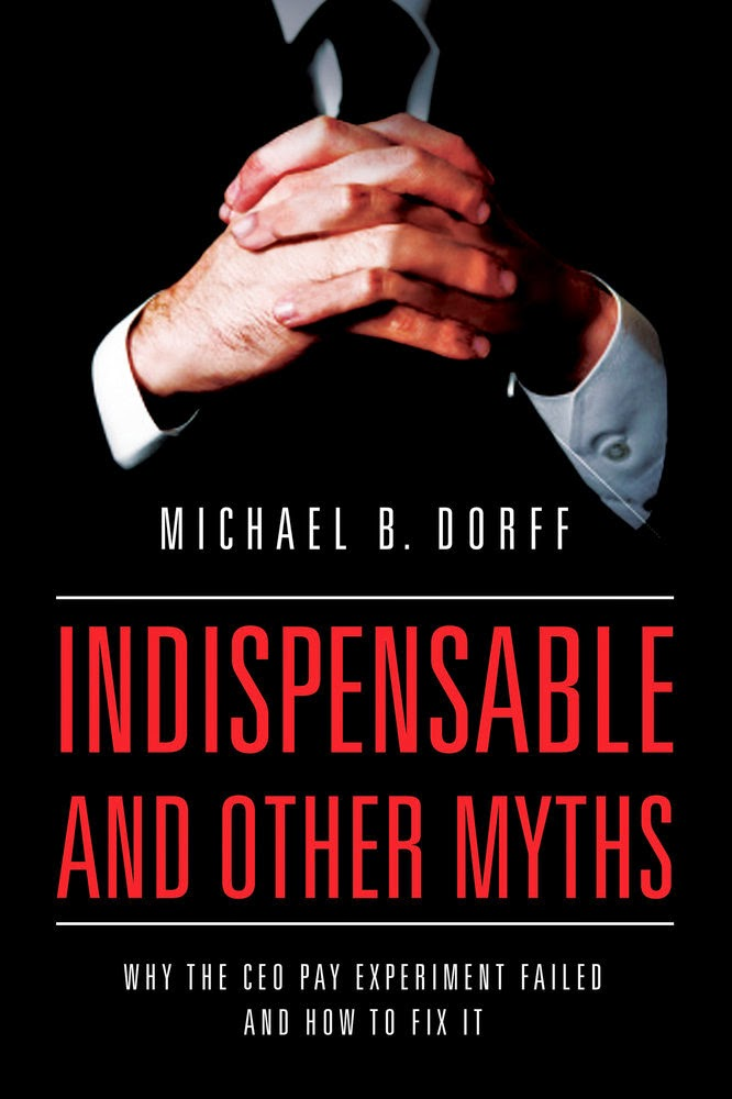 Libro: Indispensable and Other Myths, de Michael Dorff