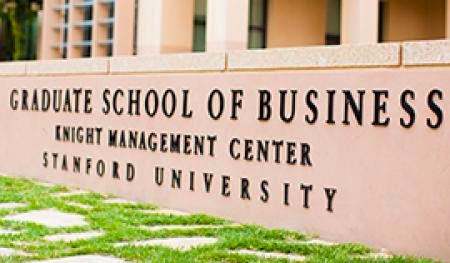 MBA, Graduate School of Business, Stanford University