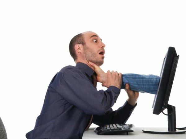 Fobia al ordenador euroresidentes
