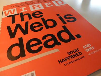 La Web está muerta (Wired)