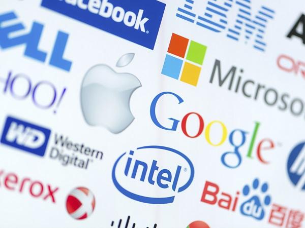 Las empresas tecnológicas dominan el mundo