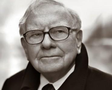 Warren Buffett: 6 recomendaciones para 2015