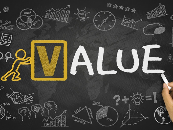 determinar valor empresa