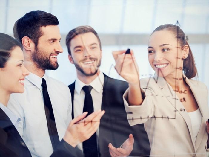 motivar a tus empleados con objetivos claros