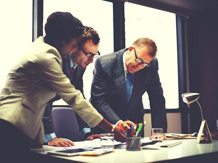 líder en equipos de trabajo