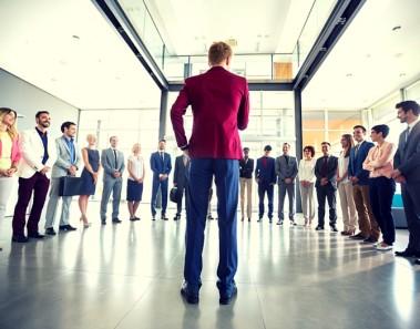 líder equipos de trabajo exitosos