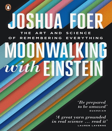 libros recomendados por bill gates moonwalking with einstein