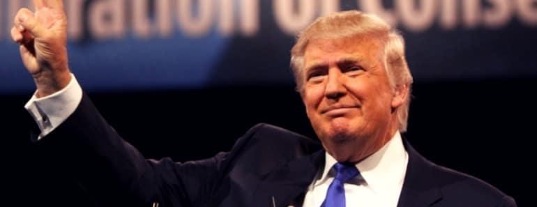 líder narcisista donald trump