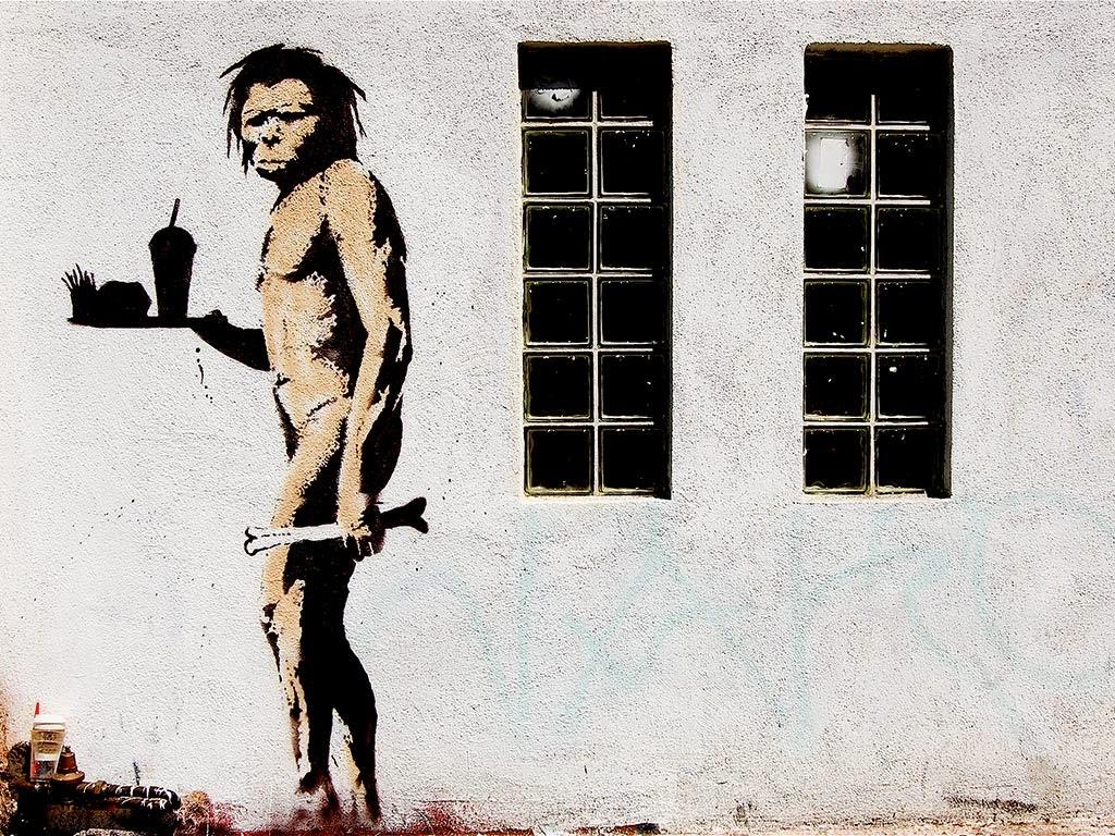 Resultado de imagen de banksy