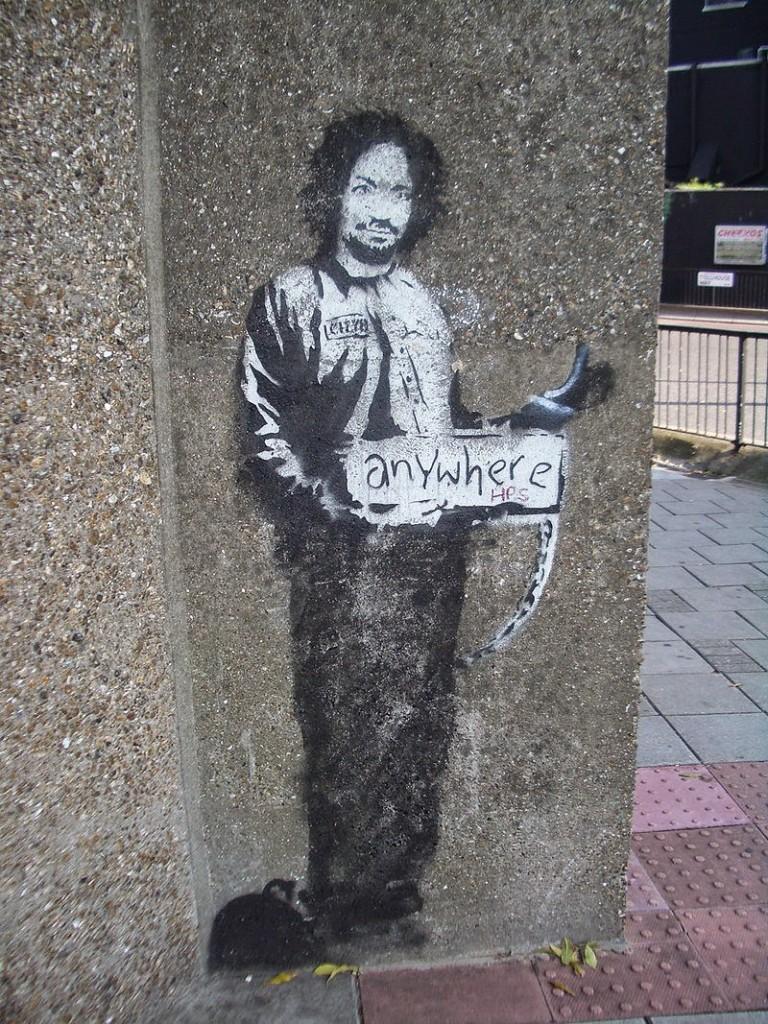 Arte de Banksy