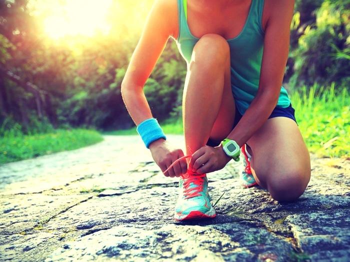 alcanzar objetivos en el ejercicio físico