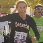 Bárbara Navarro,  Marathon de New York (Noviembre 2013)