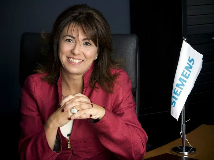Rosa García, Presidenta y CEO de Siemens España