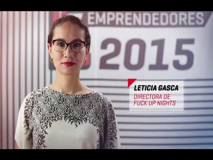 Leticia Gasca, del fracaso al triunfo