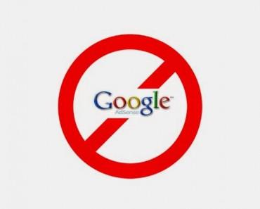 Políticas de Google AdSense: 12 actos con los tu cuenta será baneada