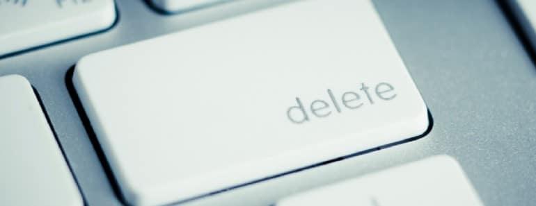 Los nombres propios en las hemerotecas digitales podrán ser olvidados con el paso del tiempo